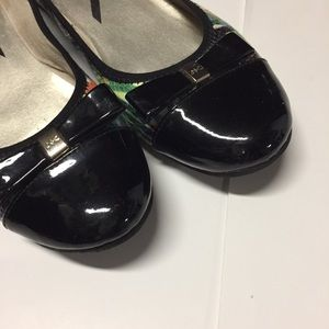 Anne Klein Sport Shoes - Anne Klein Sport Akatalya Multi Snake Flats Shoes